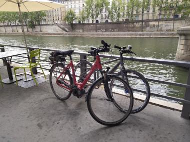 Le #vélotaf avec UVQR c'est possible #2